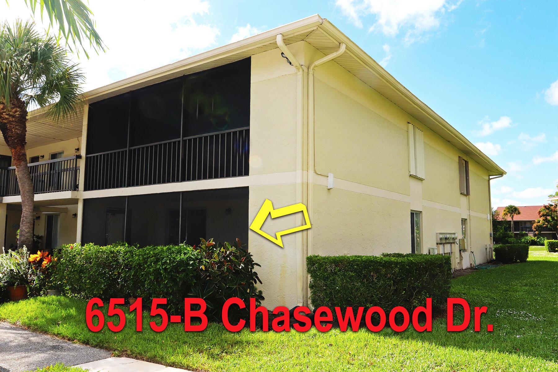 6515 Chasewood Drive B Jupiter, FL 33458 photo 9