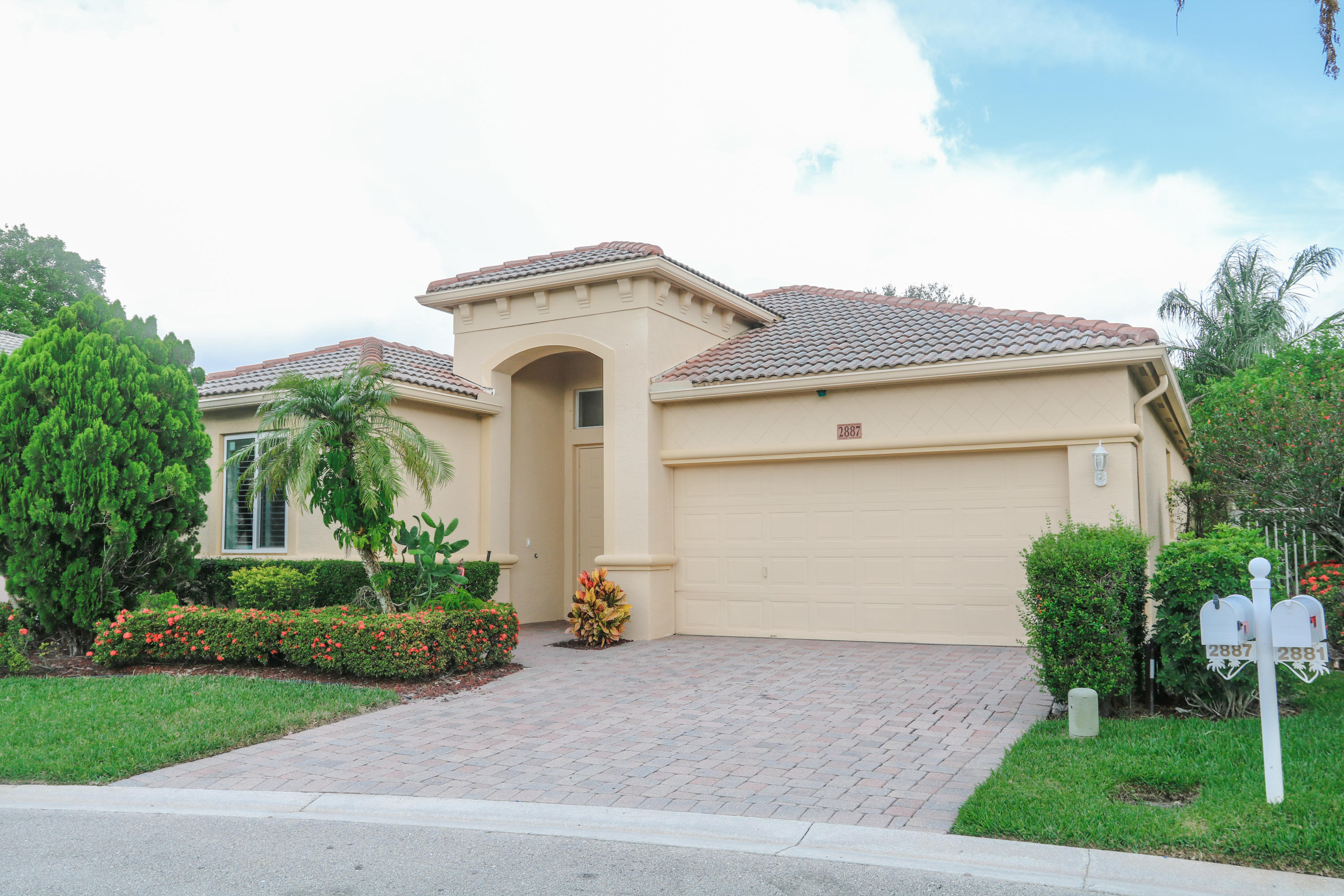 Home for sale in ANDROS ISLE PAR D-2 West Palm Beach Florida