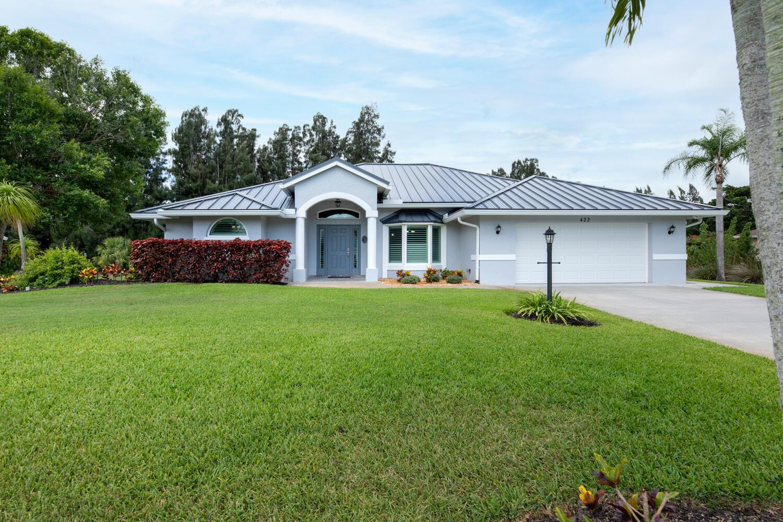 Home for sale in south fork estates a plat of Stuart Florida