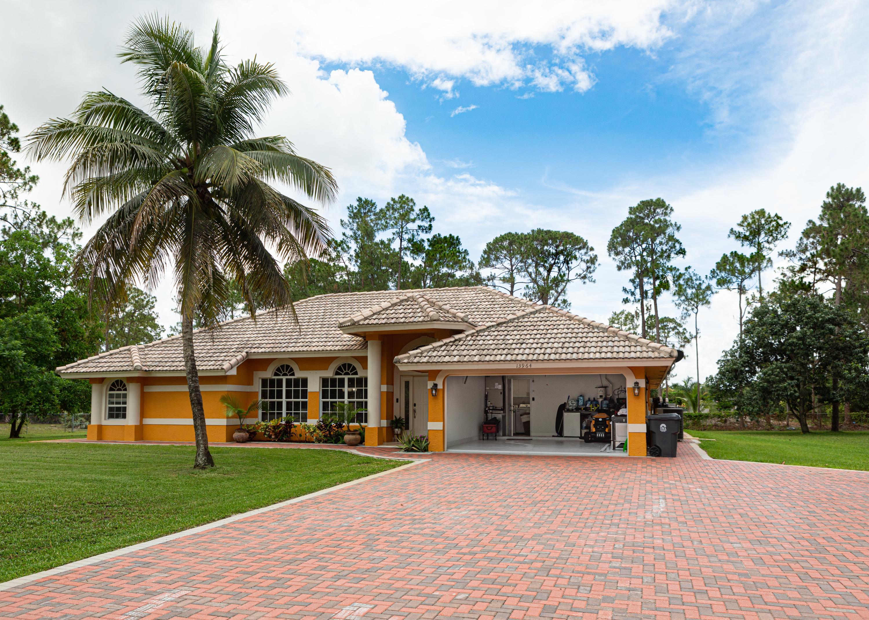 Home for sale in Acreage & Unrec West Palm Beach Florida