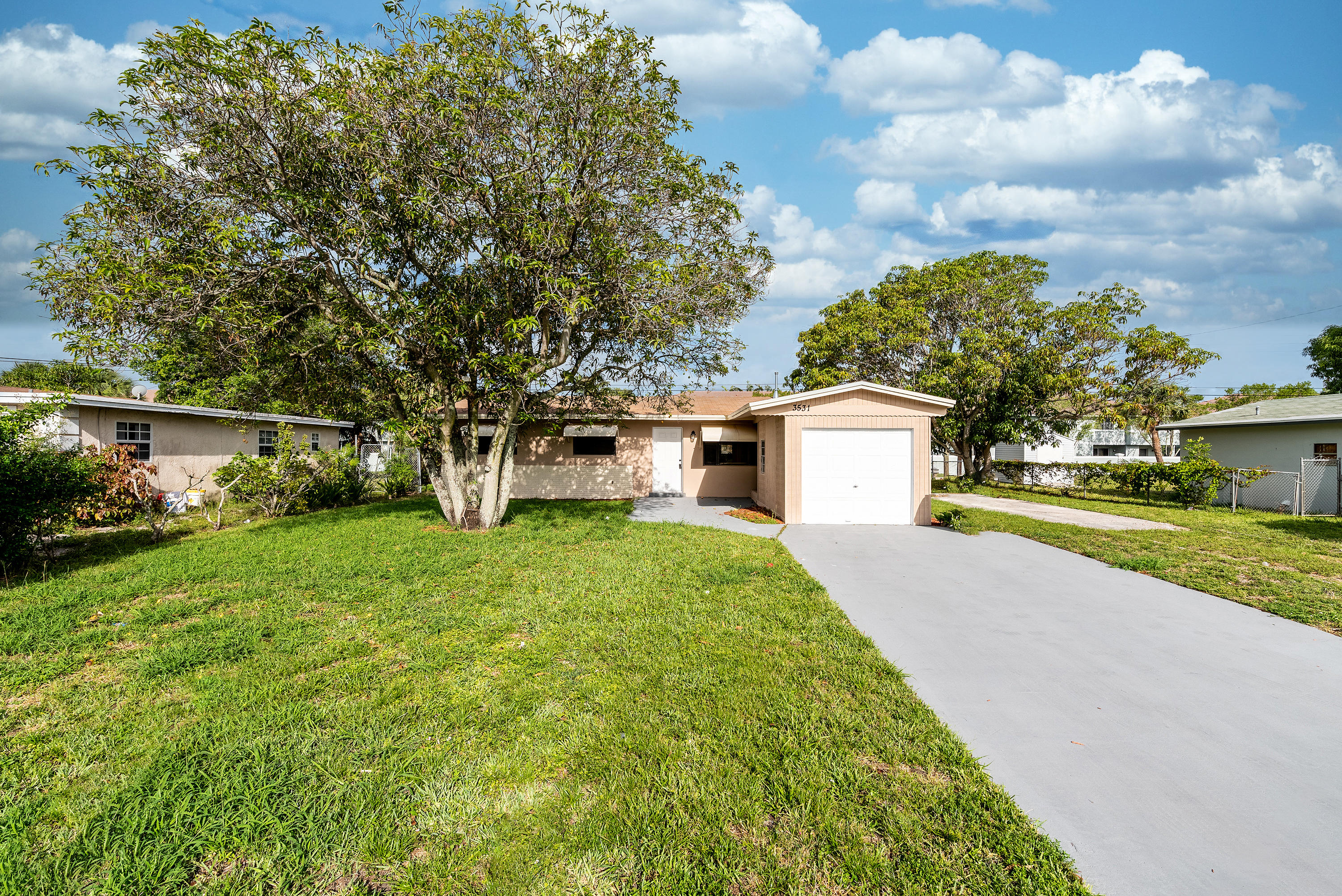 Home for sale in DATURA PARK 2 IN PB 27 PGS 165 AND 166 Riviera Beach Florida