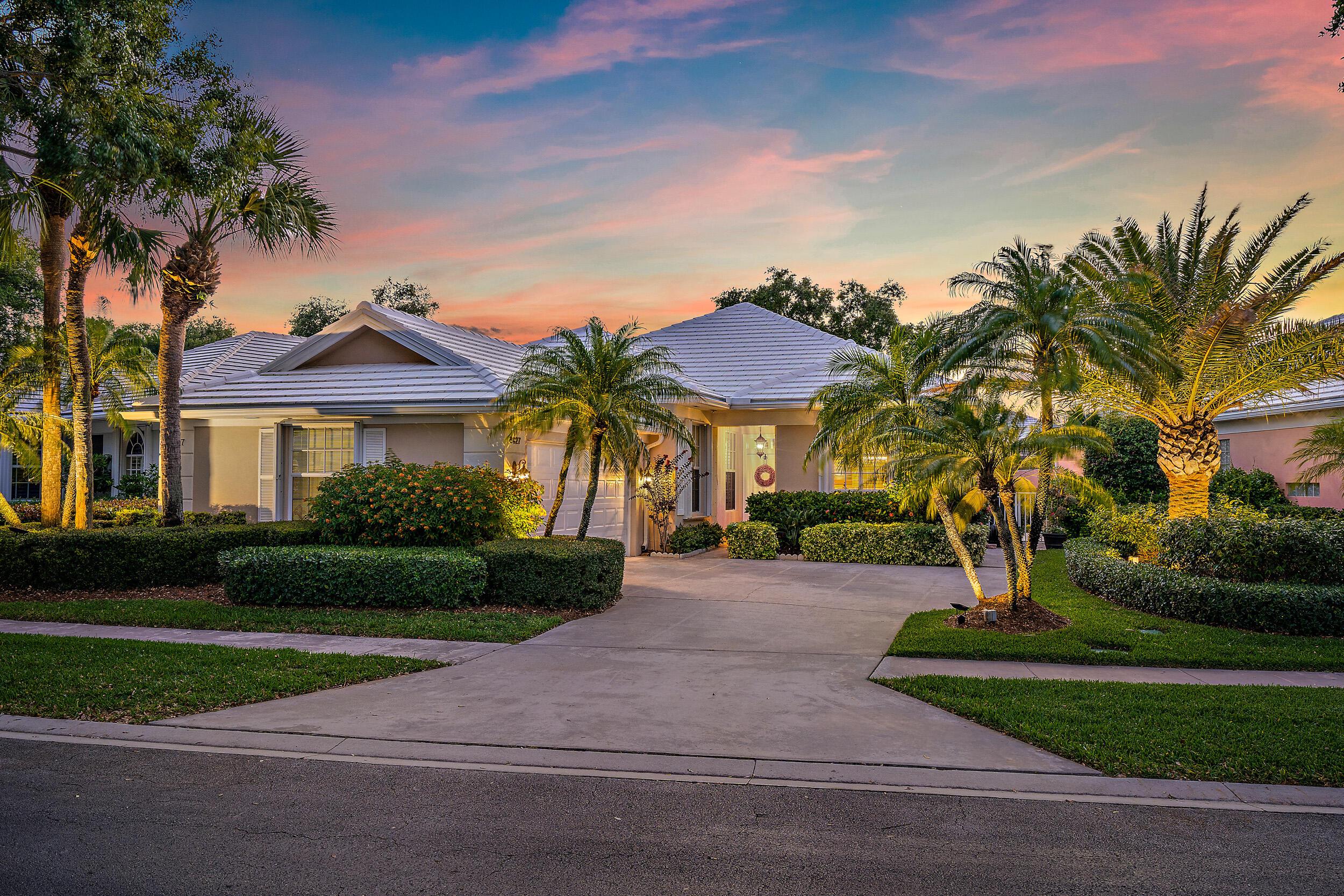 Home for sale in Garden Oaks Palm Beach Gardens Florida