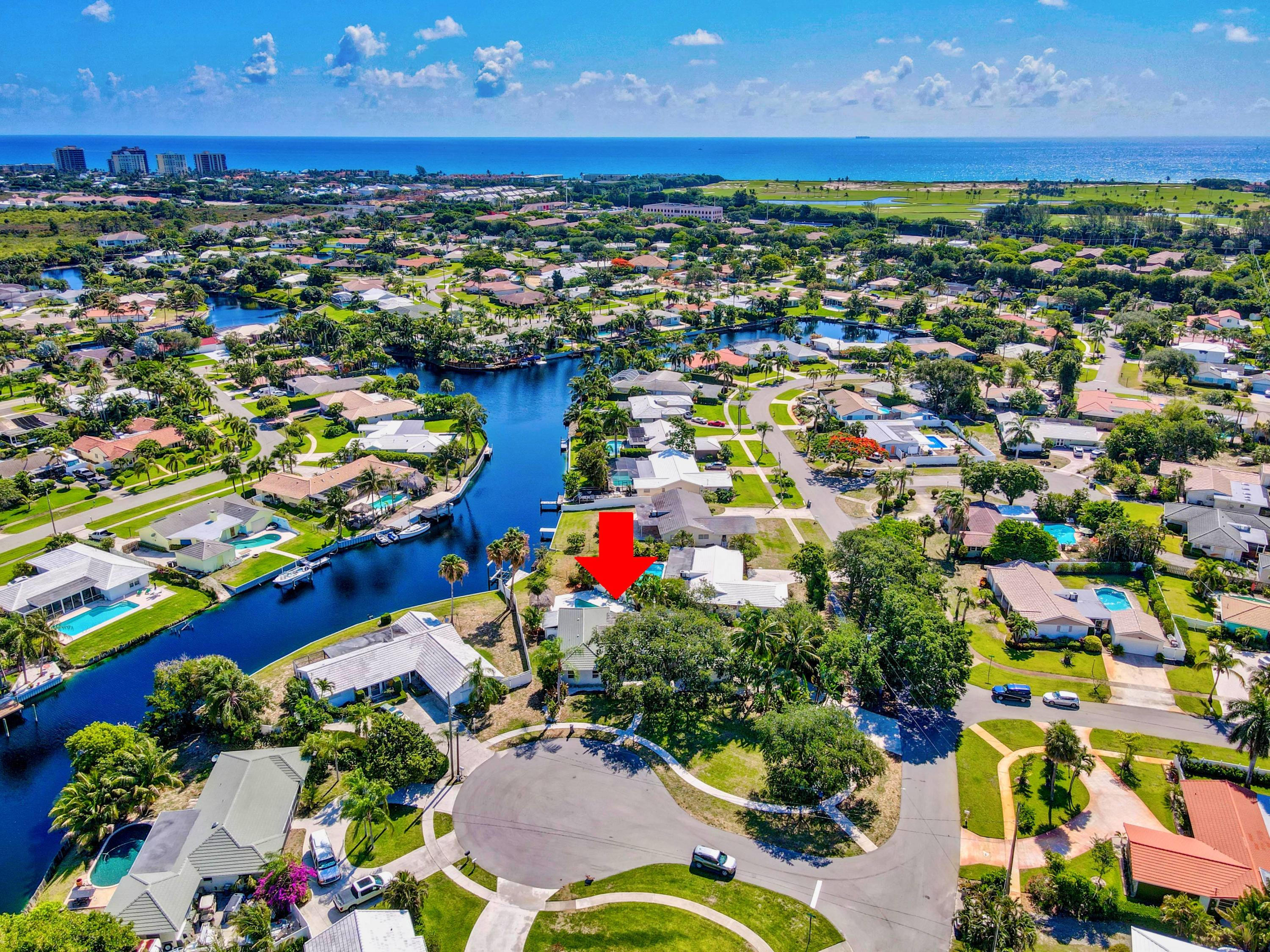 Home for sale in JUNO ISLES 2 North Palm Beach Florida