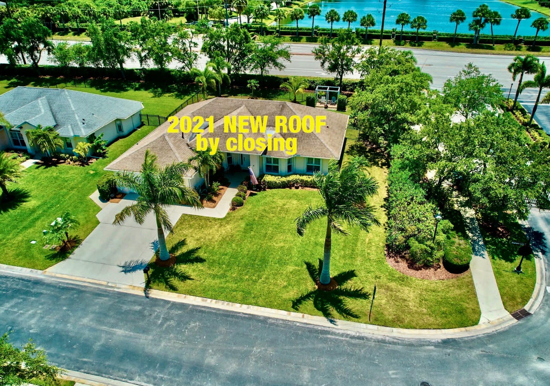Home for sale in Legend Lakes Vero Beach Florida