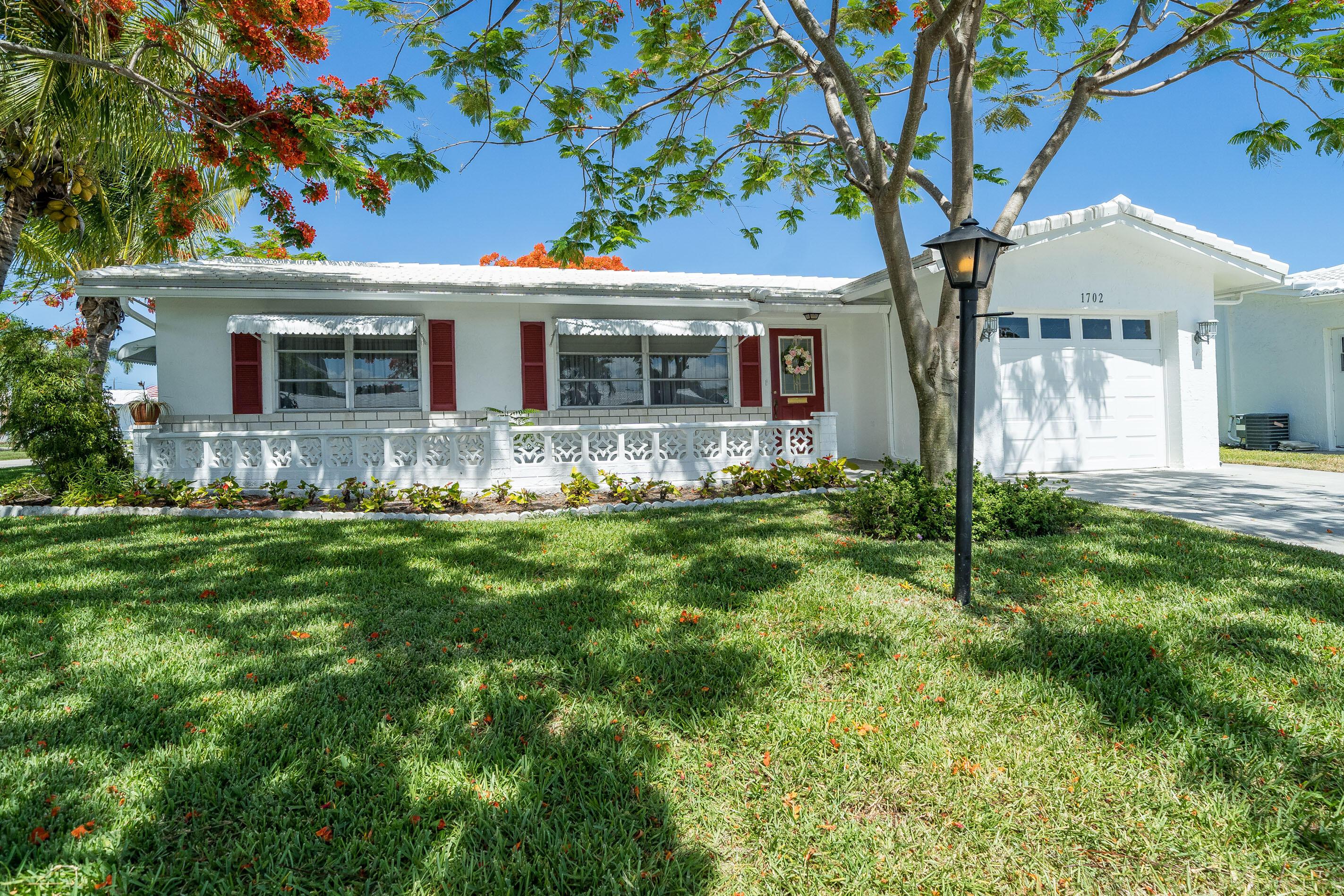 Home for sale in Boynton Leisureville Boynton Beach Florida