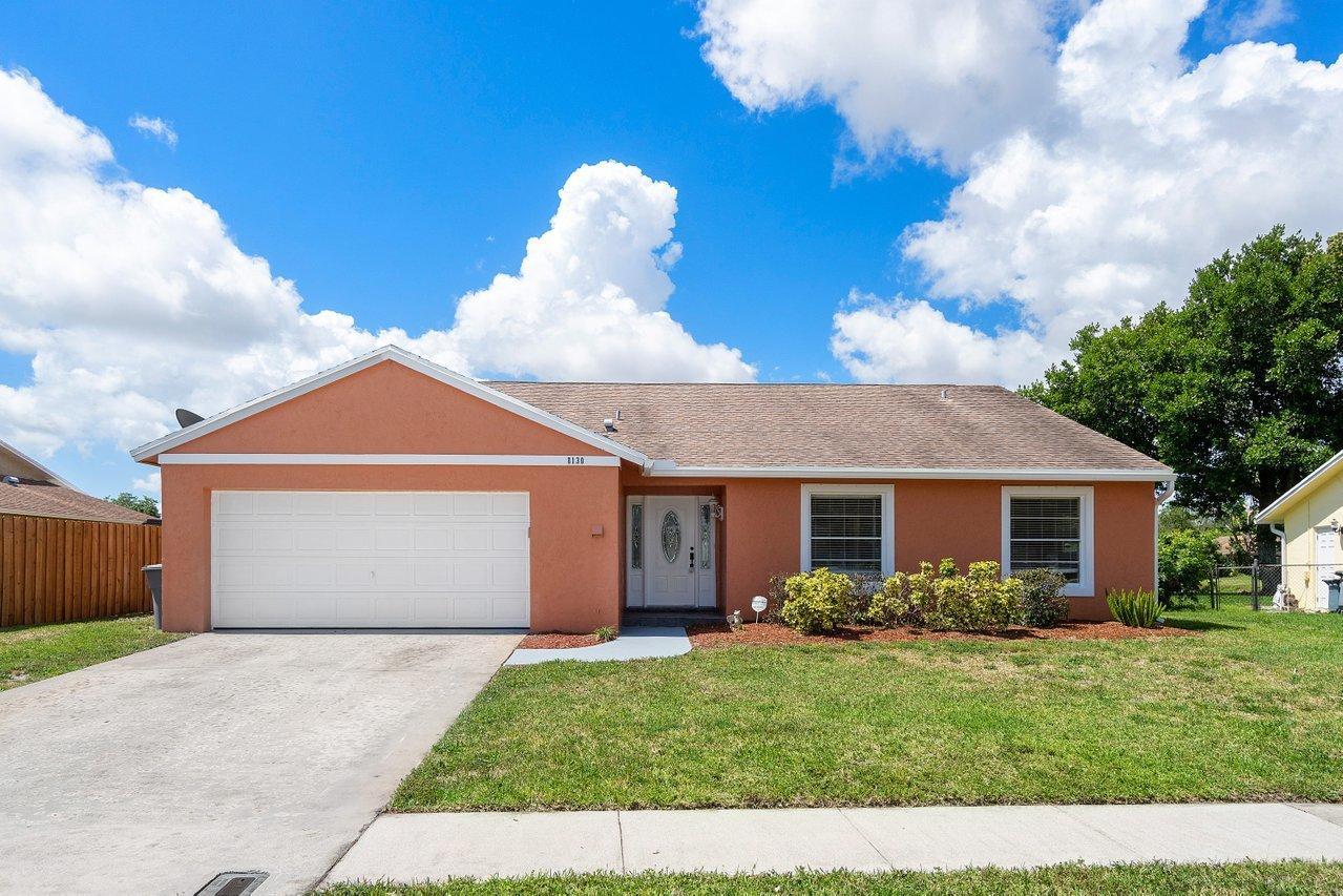 8130 Rose Marie Circle Boynton Beach, FL 33472
