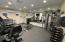 Updated Fitness Room in the Building