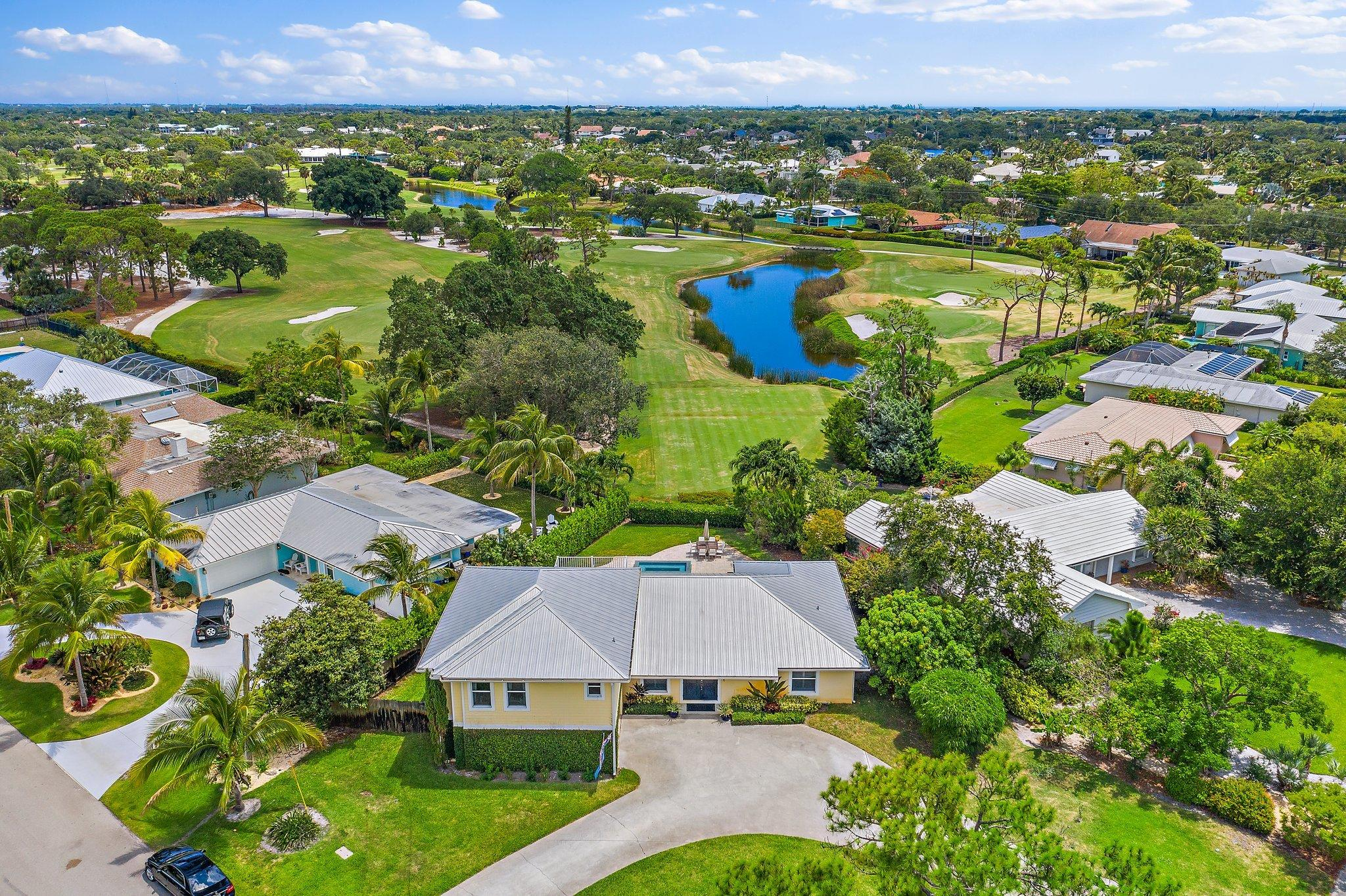 Home for sale in Tequesta Country Club Tequesta Florida