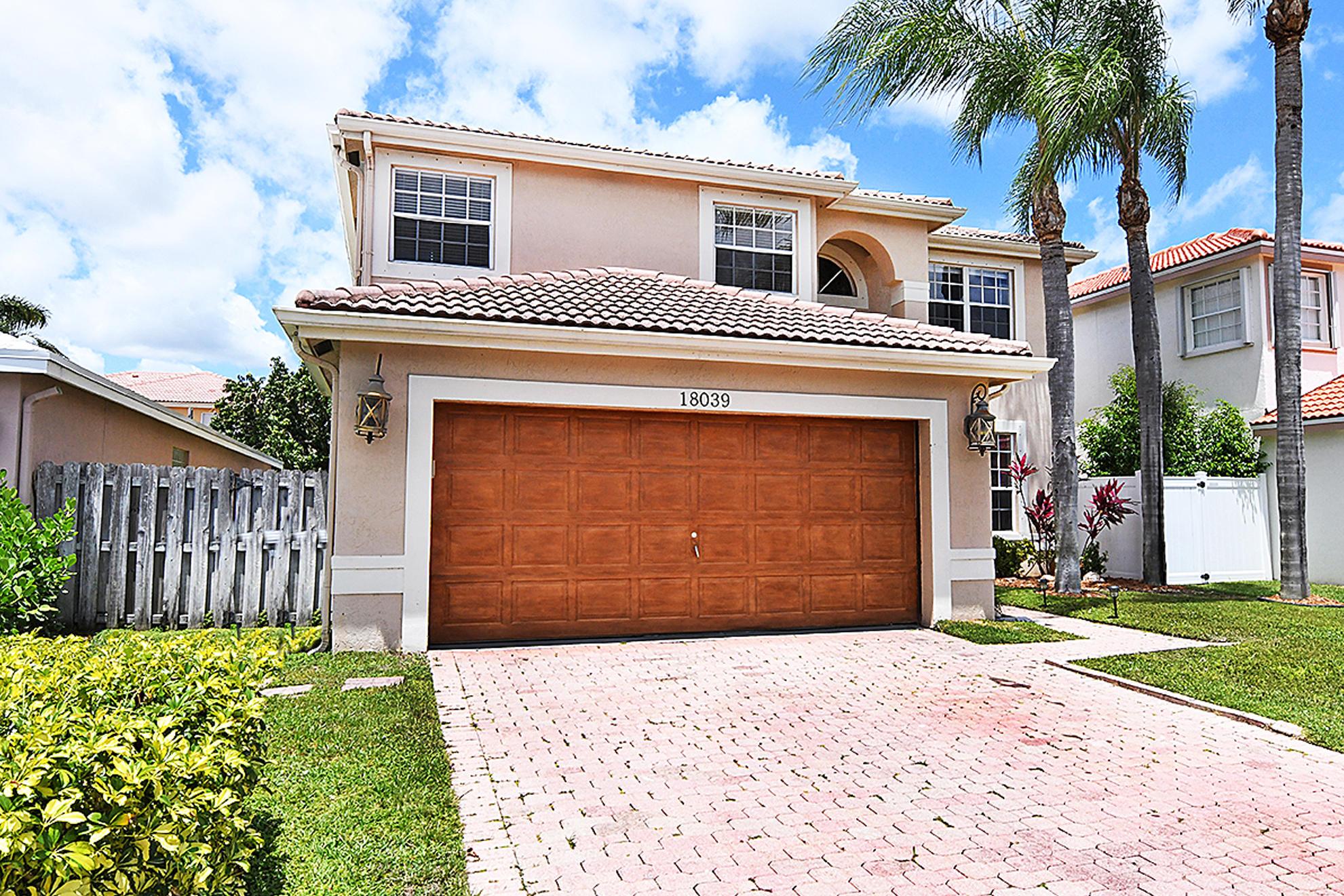 18039 Jazz Lane Boca Raton, FL 33496