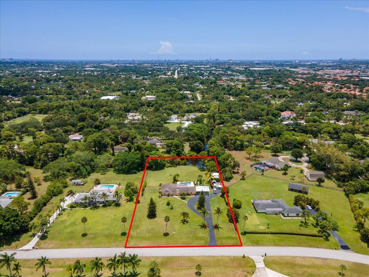 Home for sale in HORSESHOE ACRES Palm Beach Gardens Florida