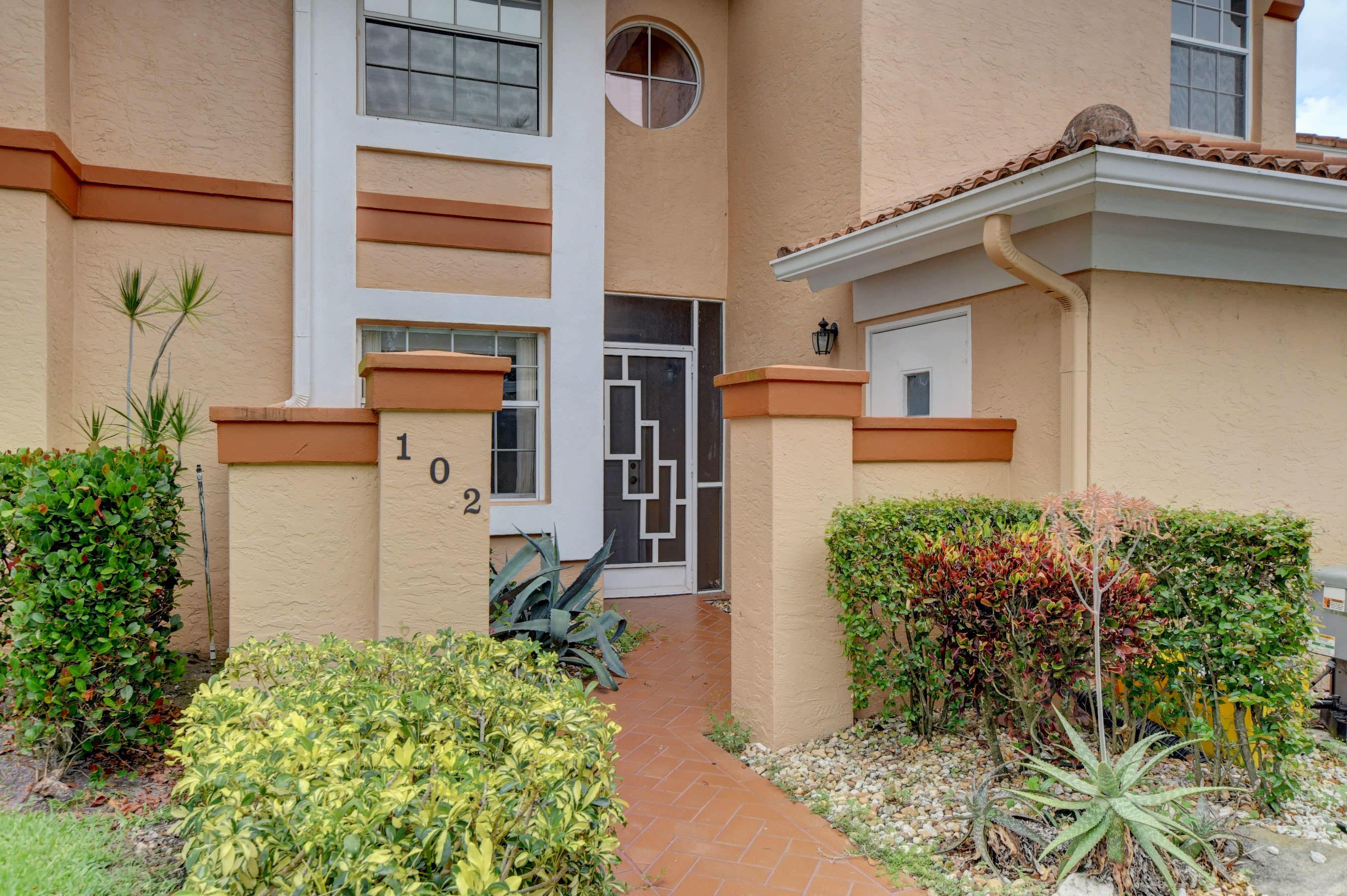 Photo of 9805 Shadybrook Drive #102, Boynton Beach, FL 33437