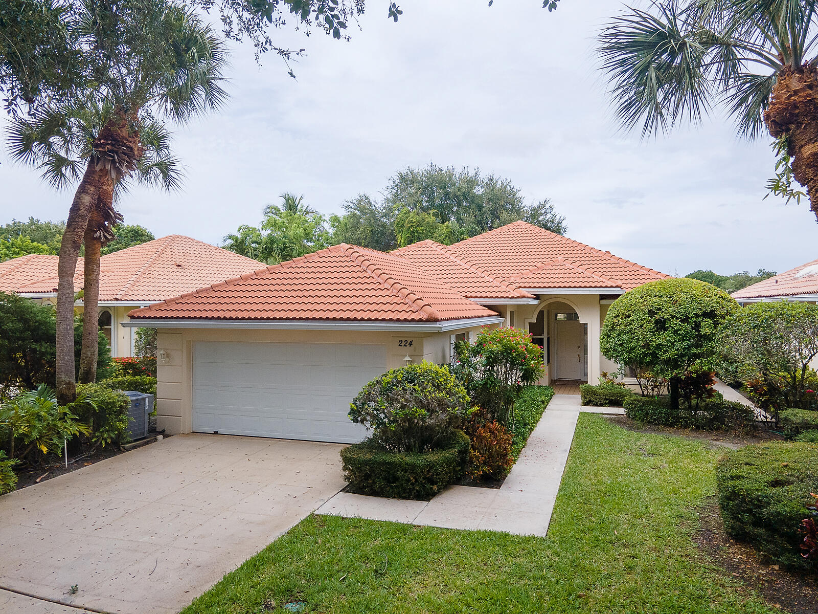 Home for sale in Oaks East Palm Beach Gardens Florida