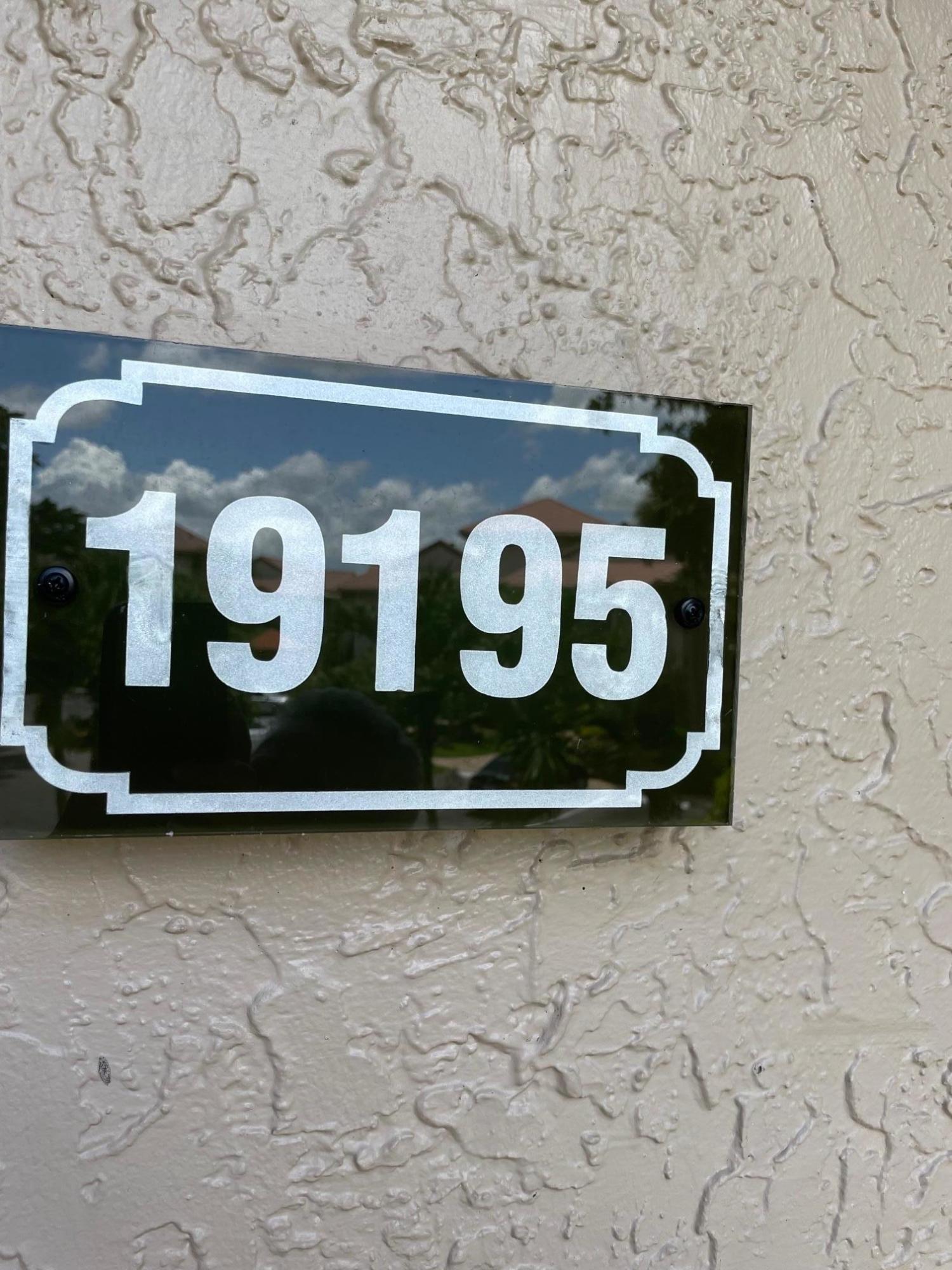 19195 Sabal Lake Drive - 3/3 in SABAL LAKE OF BOCA WEST CONDO
