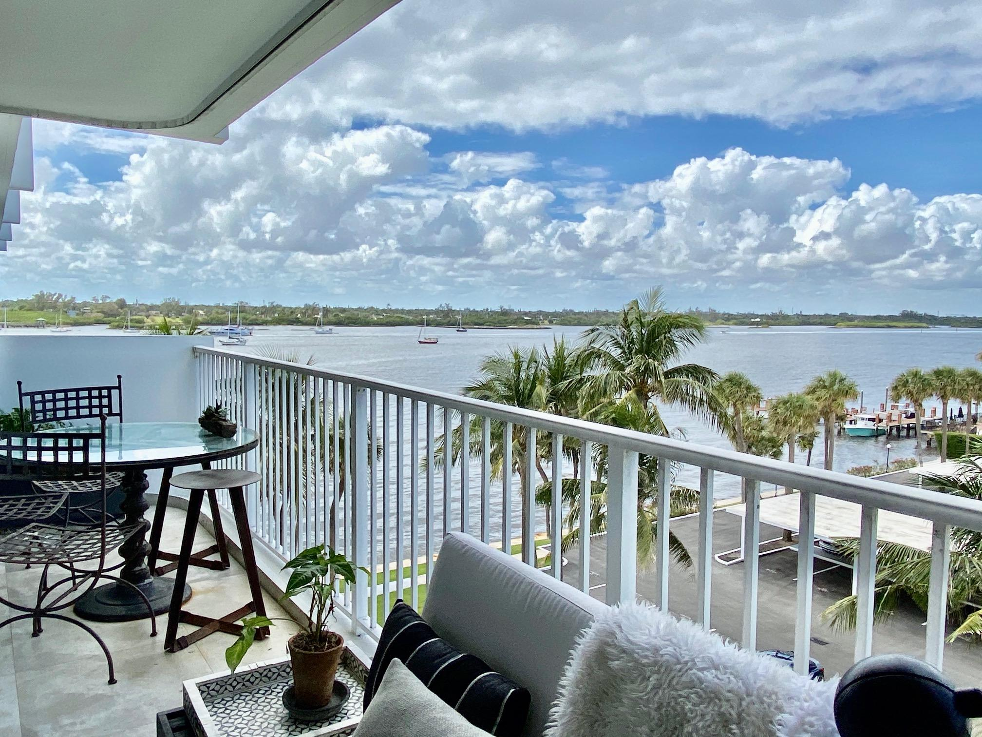 Perfectly renovated 2 bedroom 2 bathroom condo, with an open concept and wonderful views of the Intracoastal waterway. Building has a doorman, fitness center, library, card room, pool, barbecue area, outdoor decking, etc. No leasing the 1st year, and ok to lease once a year after that.