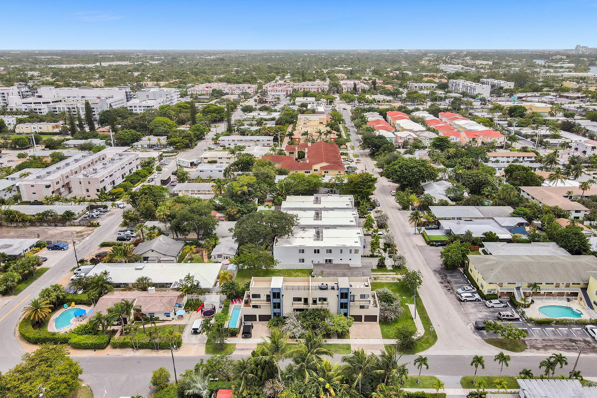 Home for sale in Victoria Park Fort Lauderdale Florida