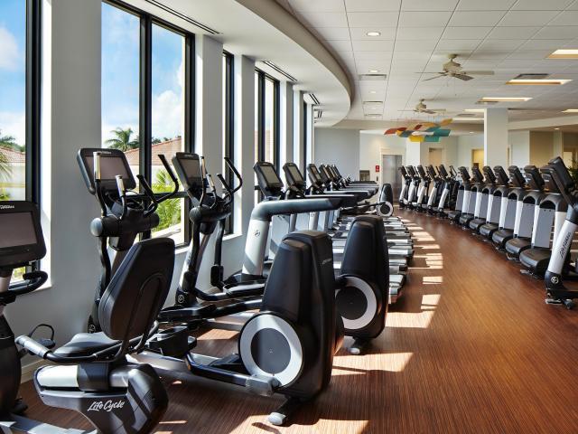Ibis gym 1