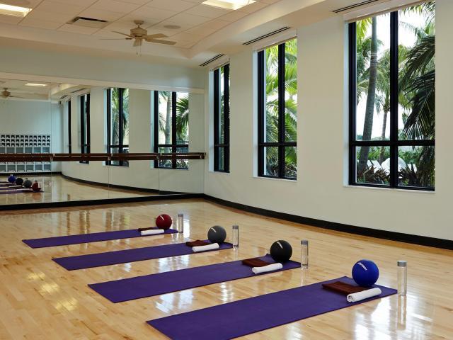 Ibis gym