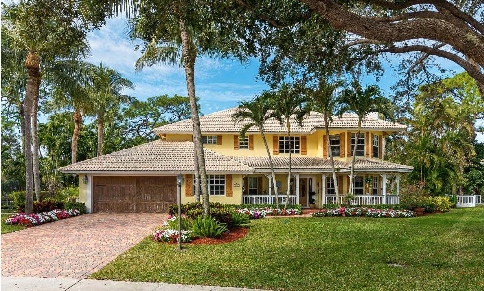 Home for sale in Boca Sailing & Racquet Club Boca Raton Florida