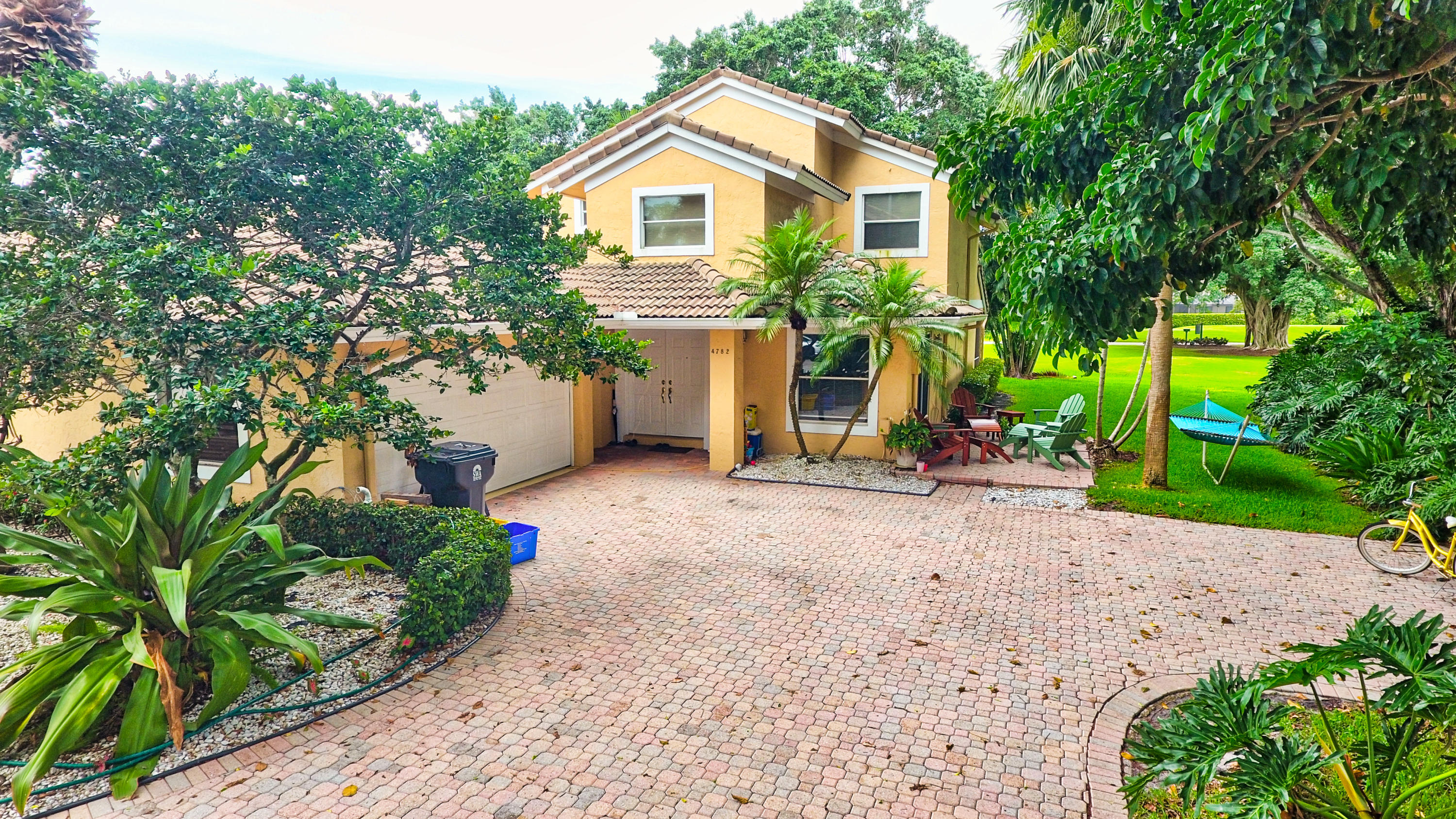 Home for sale in Wycliffe Golf & Country Club Lake Worth Florida