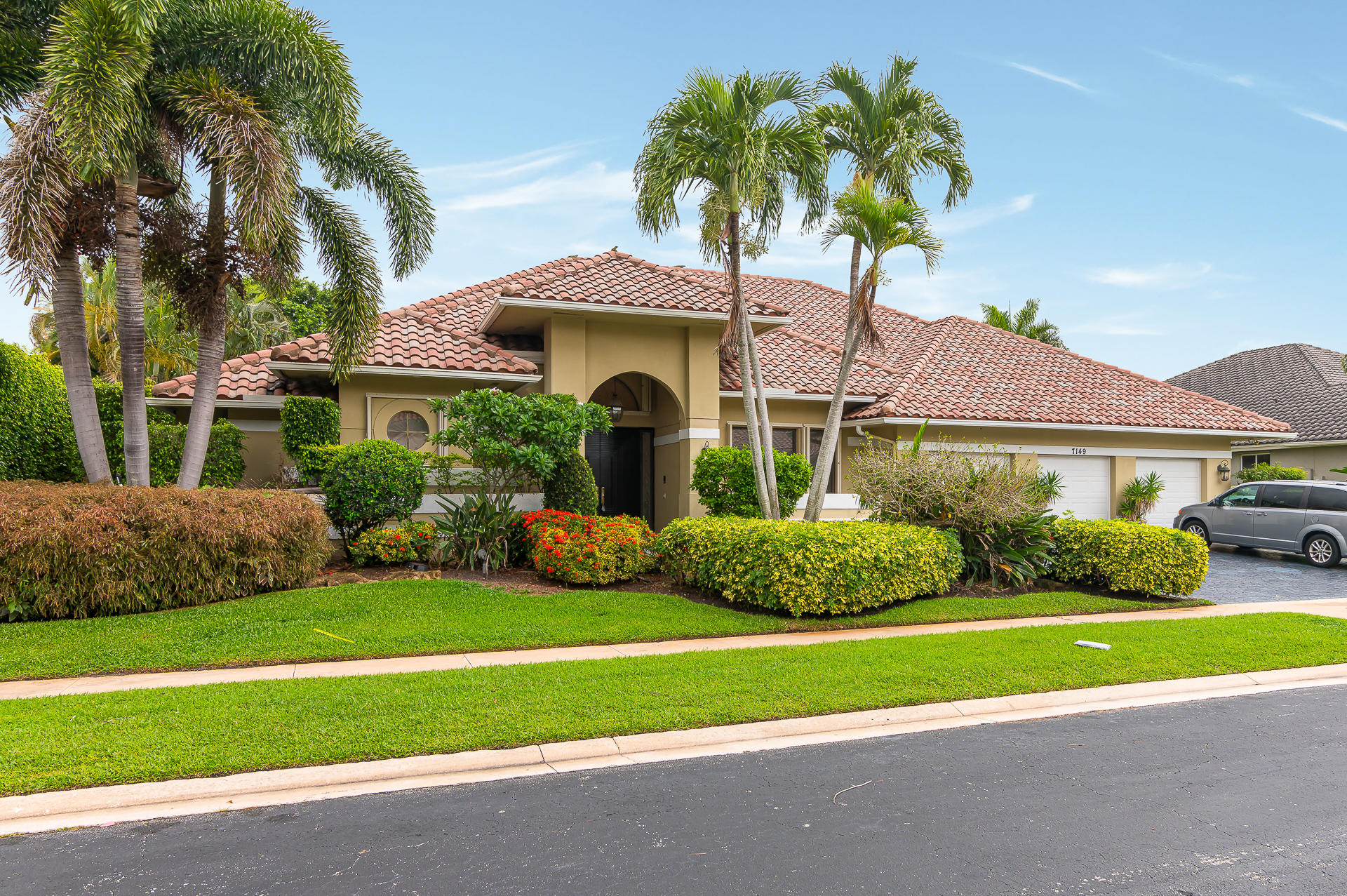 Home for sale in ENCANTADA at Boca Pointe Boca Raton Florida