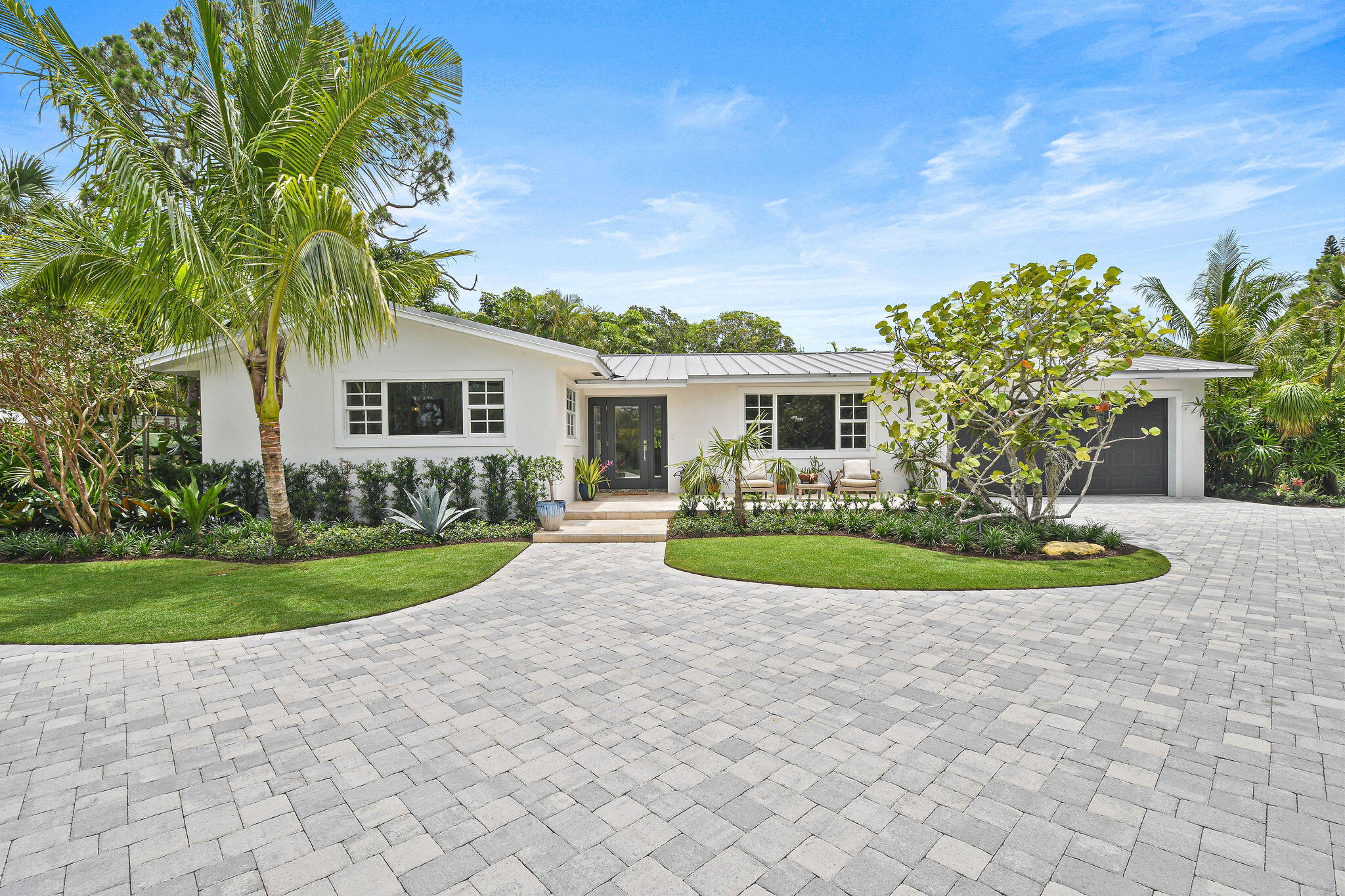 An unprecedented offering in Tequesta; Fully remodeled, 100% move in ready home on one of the largest dry lot parcels in Northern Palm Beach county on the east side. Endless possibilities with this spectacular 3/4 acre property. Build your private compound, tucked away from higher density communities. A truly rare opportunity to be in town and close to beach access, boat ramps, shopping, restaurants and more while situated on a massive parcel. A step into Old Florida as you drive down PineTree Dr, tranquil and hidden, this one is sure to not disappoint.