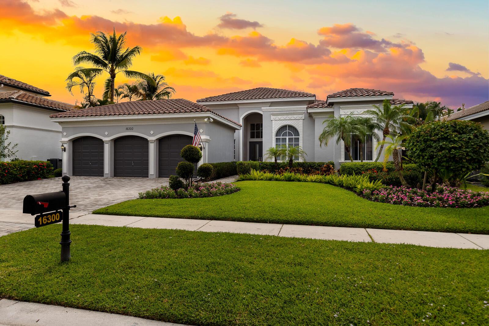Home for sale in Mizners Preserve Delray Beach Florida