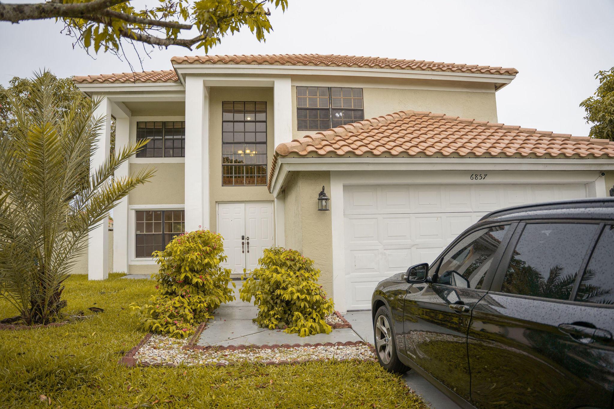6857 Alden Ridge Drive  Boynton Beach FL 33437