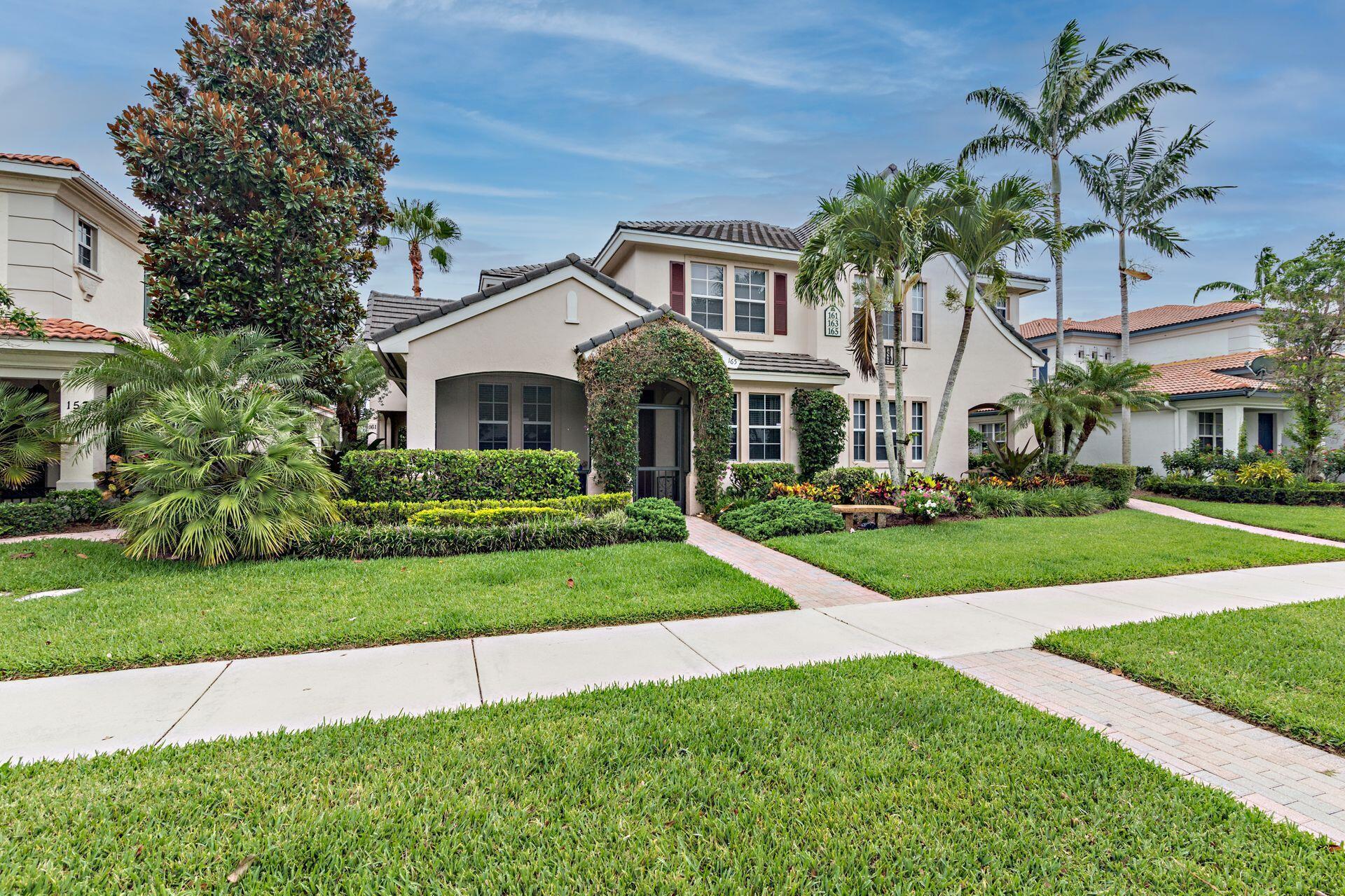 161 Evergrene Parkway Palm Beach Gardens, FL 33410