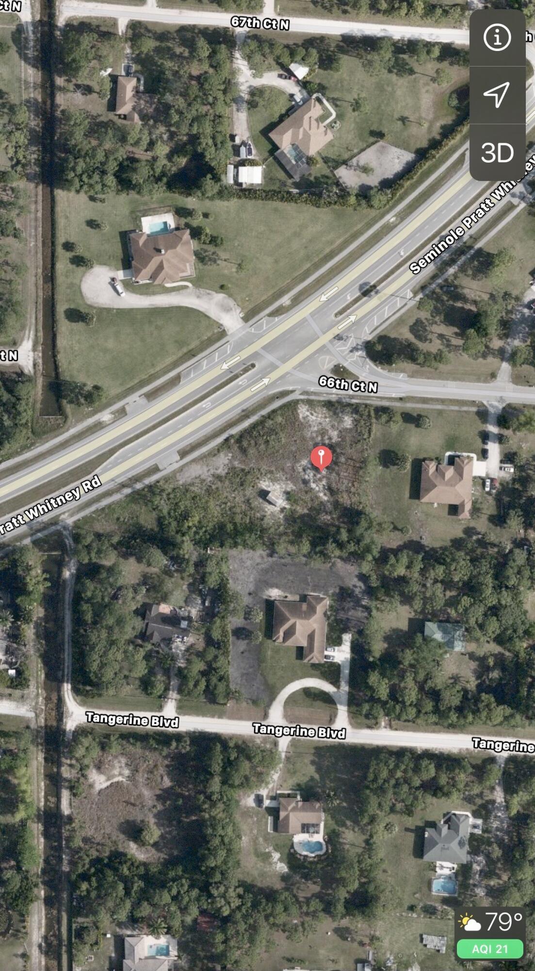 Seminole Pratt & 66th Ct N