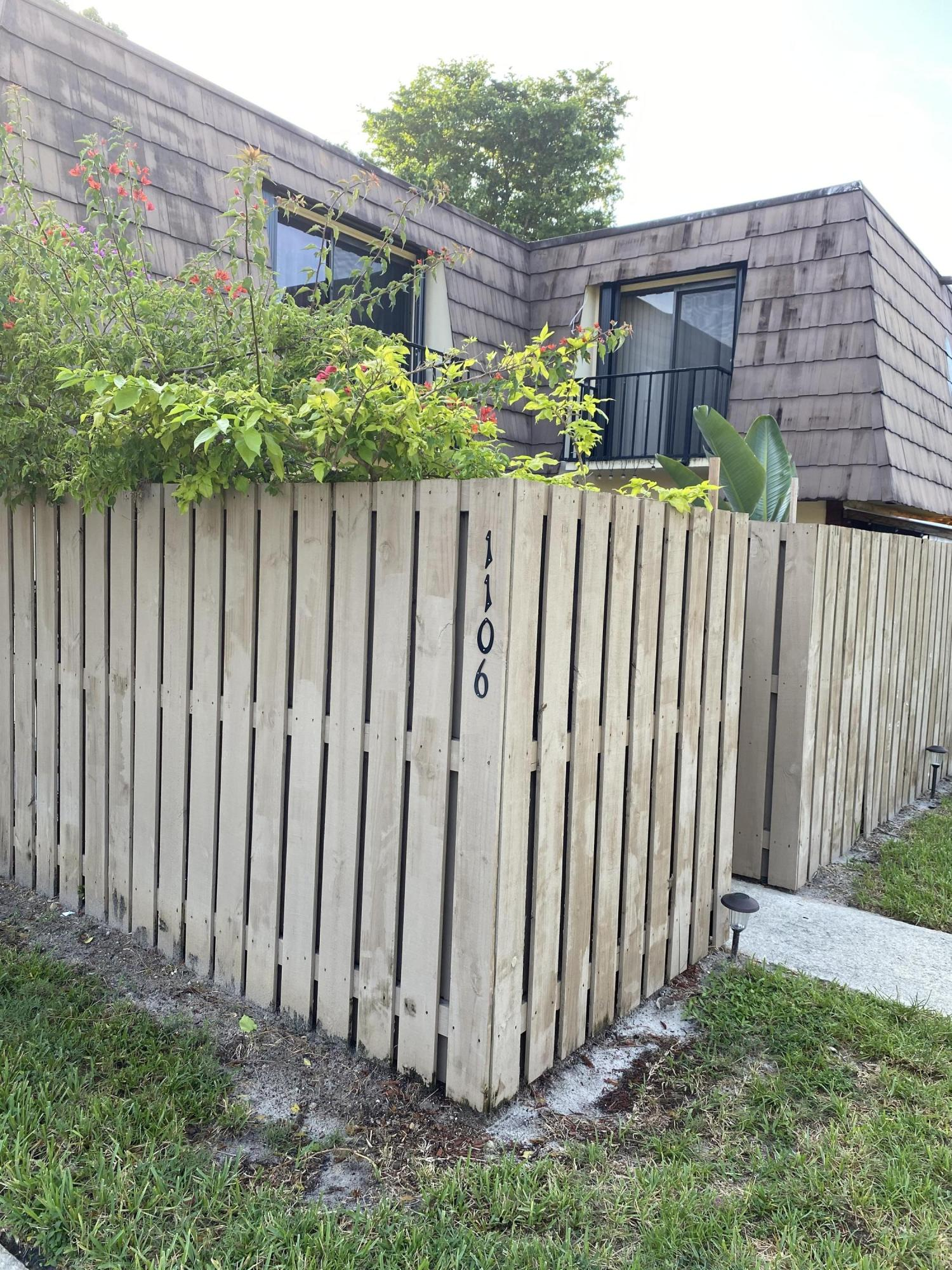 Well kept clean Townhome featuring 2BR/2.5BA with in-unit washer and dryer included. There is a private enclosed courtyard perfect for entertaining with access via sliding glass doors from the kitchen as well as the livingroom. All tile throughout, no carpet! This well-maintained residence is move-in ready and has a prime central Palm Beach Gardens location, close to shopping (including The Gardens Mall & Midtown), dining, and entertainment. Make this yours,