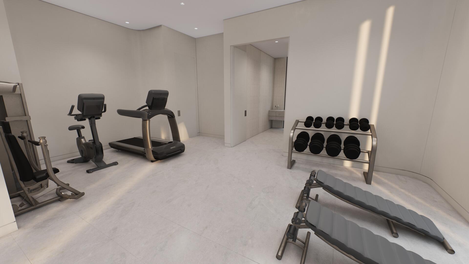 Private Fitness Center 2
