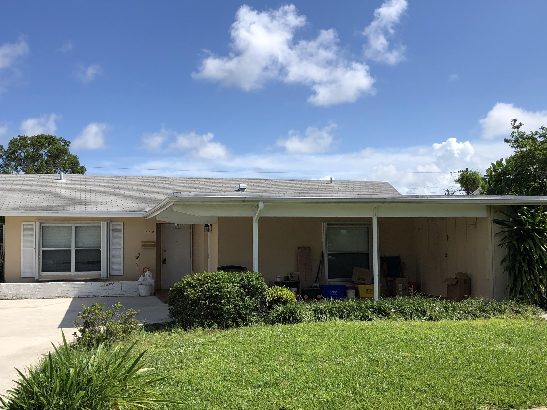 Listing Details for 732 Ridgewood Drive, West Palm Beach, FL 33405