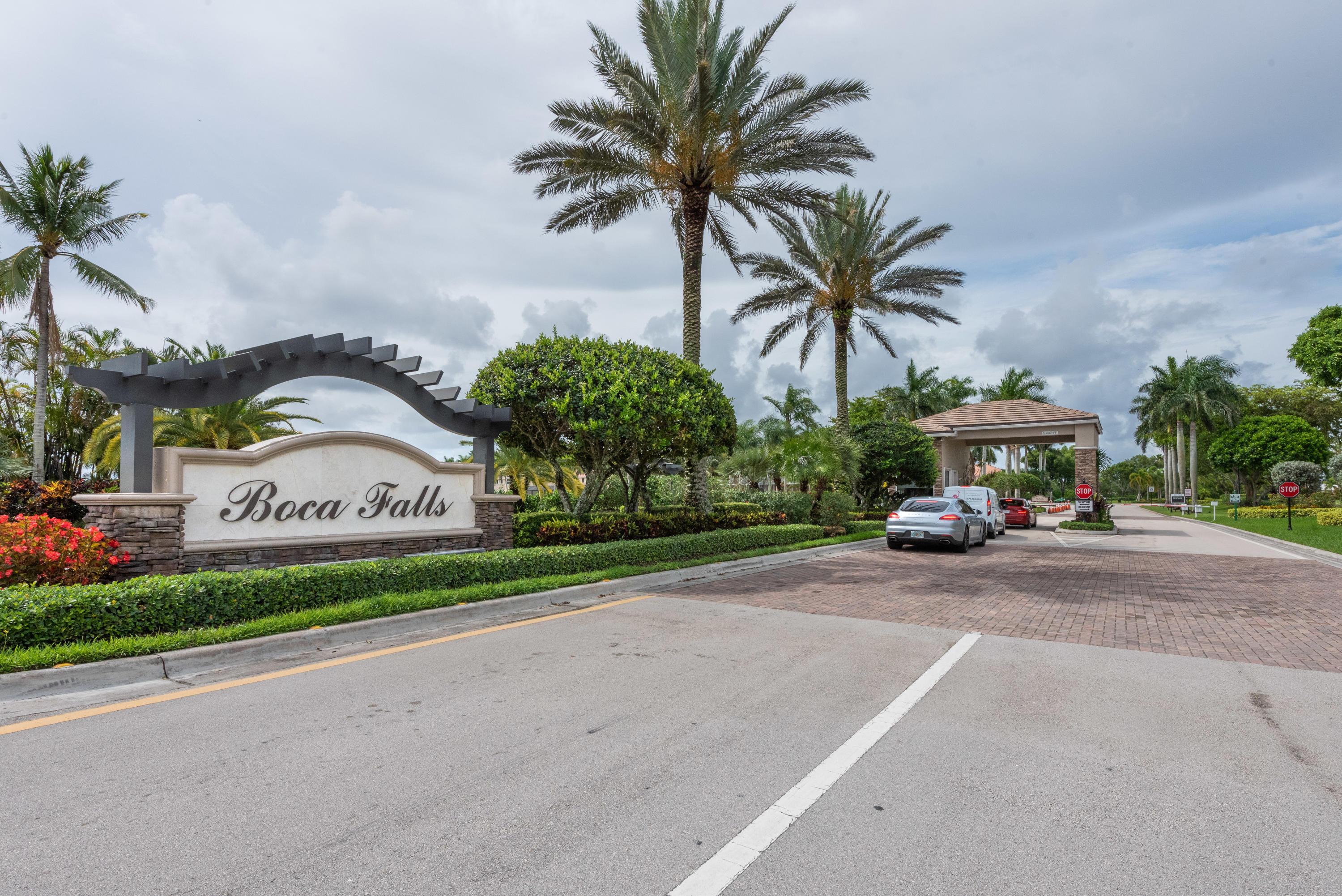 Home for sale in BOCA FALLS PAR P Boca Raton Florida