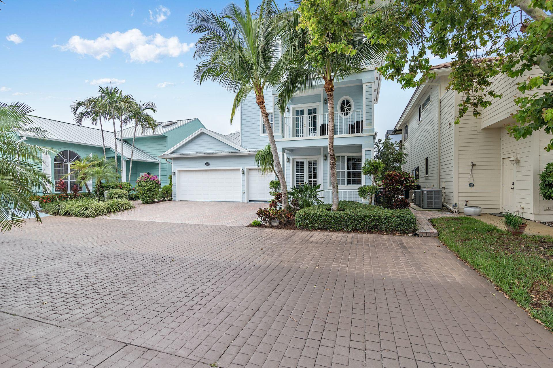 Your Florida beach home awaits with this 5 BR, 4 Bath, 3-story Key West style home off of A1A in the special gated community of Xanadu. With a total of 64 homesites all steps from beautiful Jupiter Beach, you can enjoy a Fl lifestyle right out your front door with biking, walking and running at the Atlantic Ocean on A1A. This home is situated on a cul-de-sac that features a private pool, impact windows and doors, first floor living, stainless apps, an induction cook top, granite c'tops and an elevator. An open floor plan and Island kitchen gives you the perfect space to entertain. 4 Bedrooms on second floor and master bedroom ensuite on the entire 3rd floor. Enjoy the ocean breezes from your bedroom Balcony. World class dining, fishing and golf nearby, 25 mins to Palm Beach Int'l airport. Member of Xanadu HOA has right of first refusal on any offer accepted.