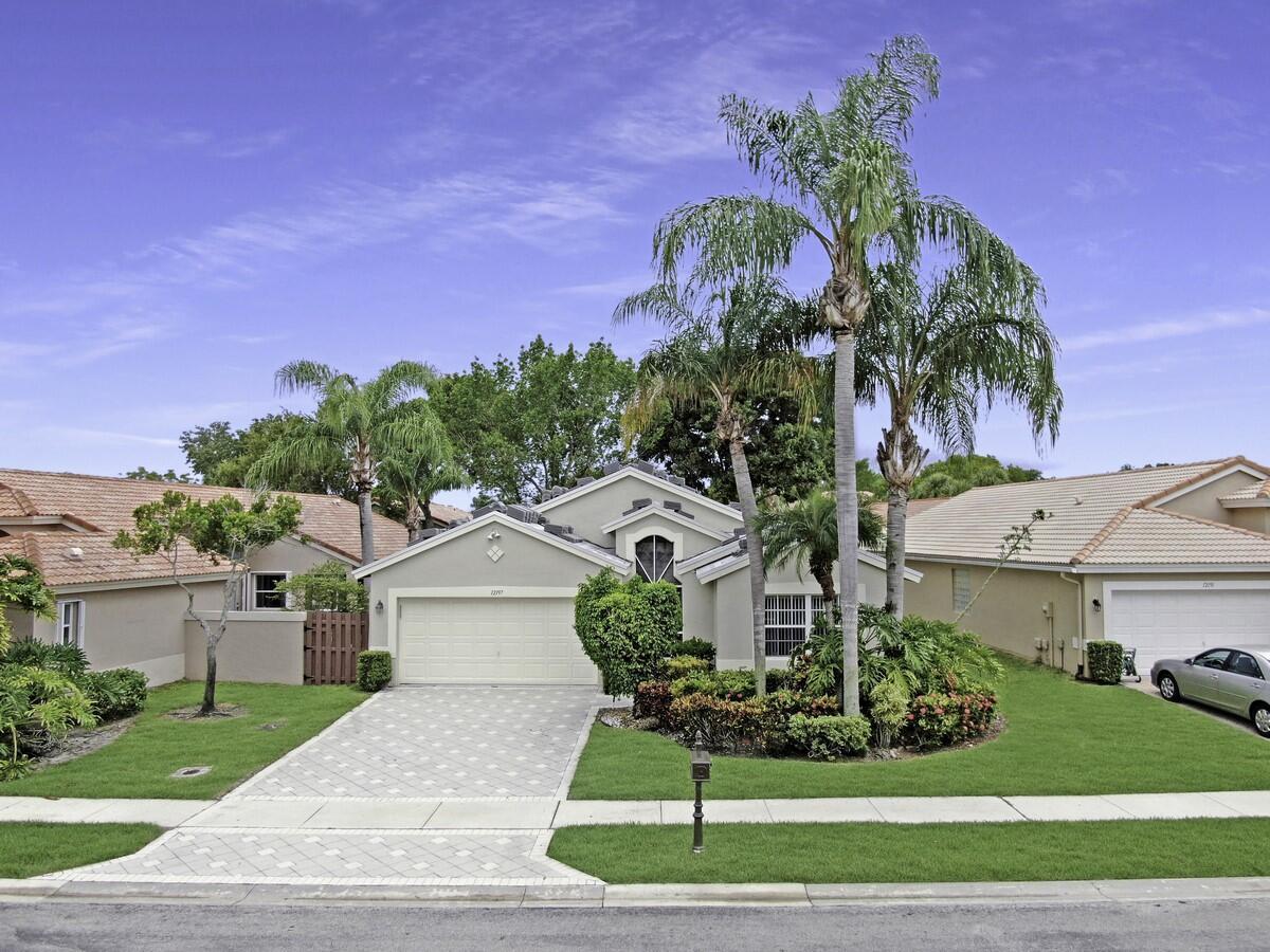 12197 Castle Pines Road  Boynton Beach FL 33437