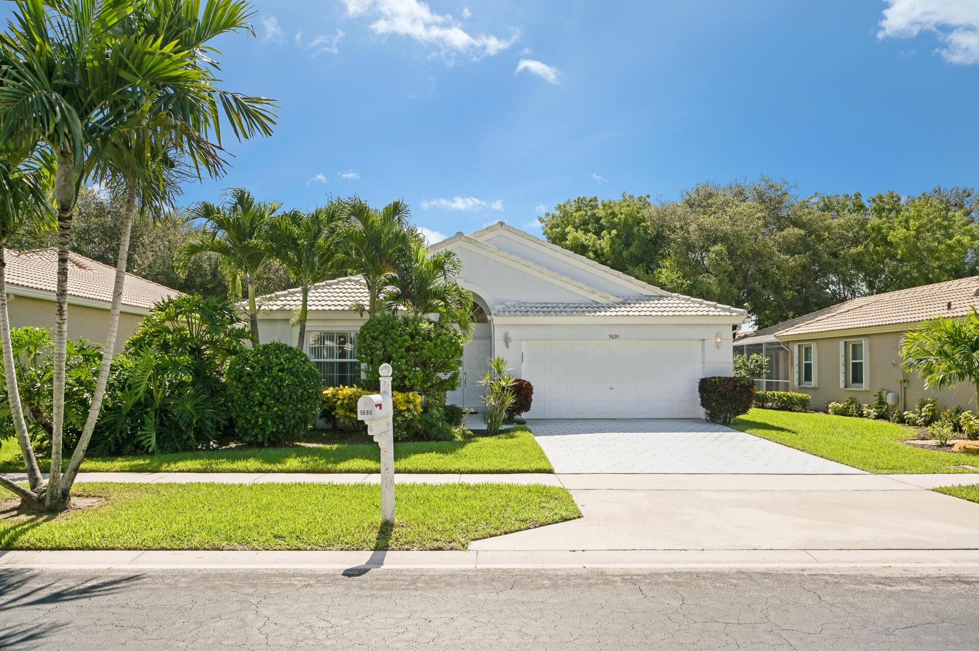 9690 Arbor View Drive Boynton Beach, FL 33437