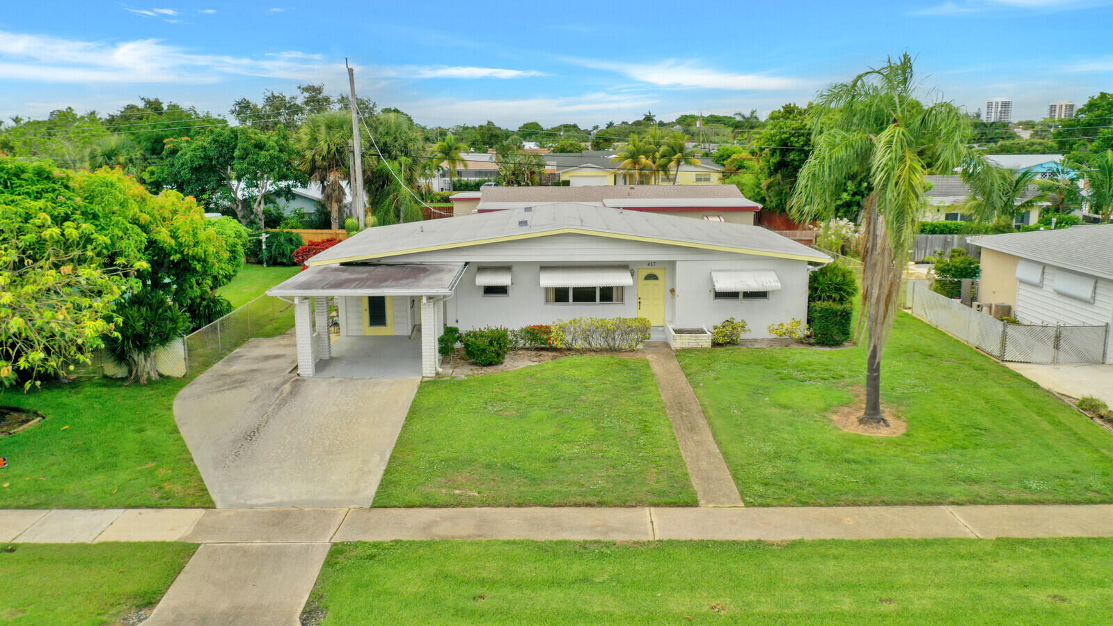 417  Inlet Road  For Sale 10729085, FL