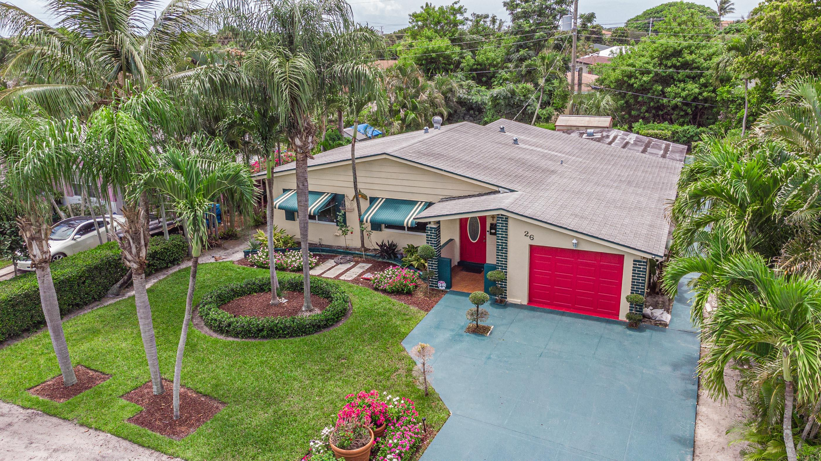 Home for sale in BELLVIEW MANOR Delray Beach Florida