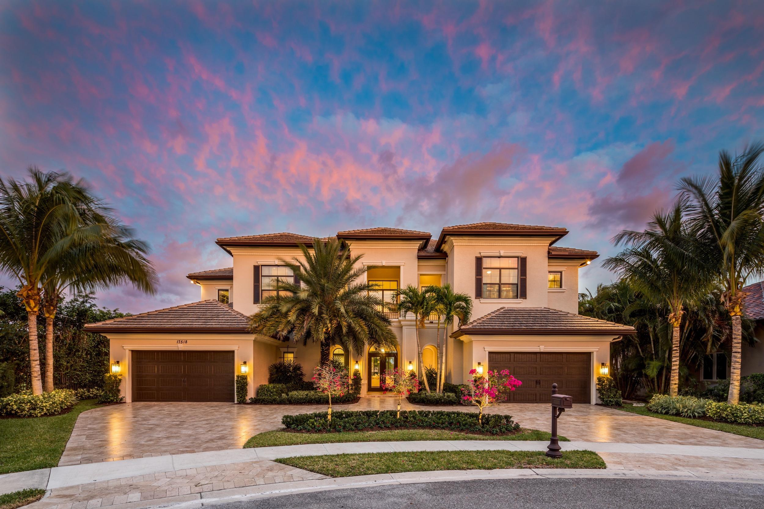 Home for sale in OAKS AT BOCA RATON 7 Boca Raton Florida