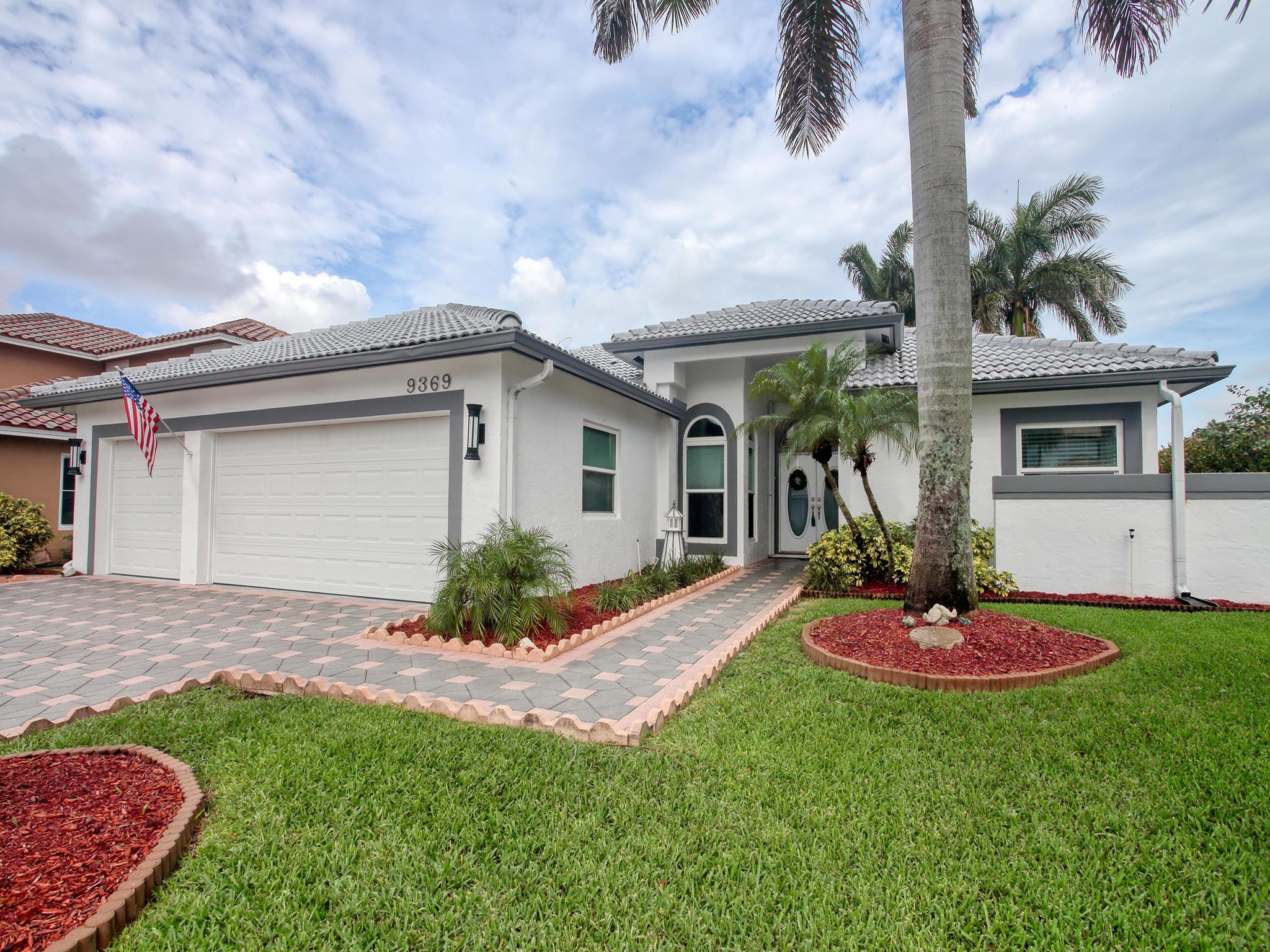 9369 Cascade Court  Boynton Beach FL 33437