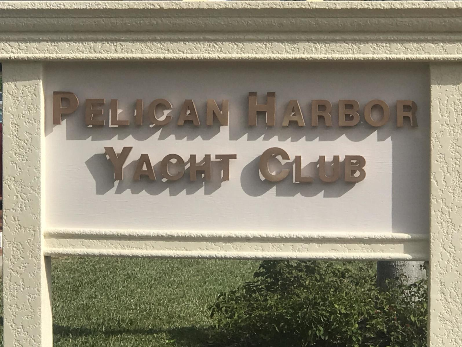 3481 Harbor Circle - 3/2 in PELICAN HARBOR PH 2