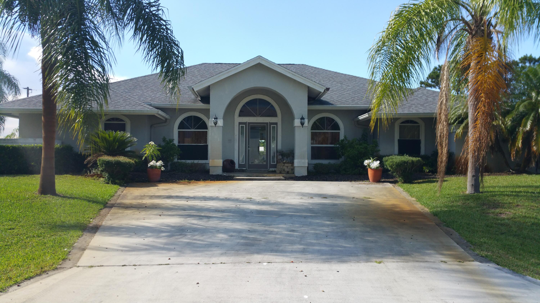 Home for sale in Paar Estates Port Saint Lucie Florida