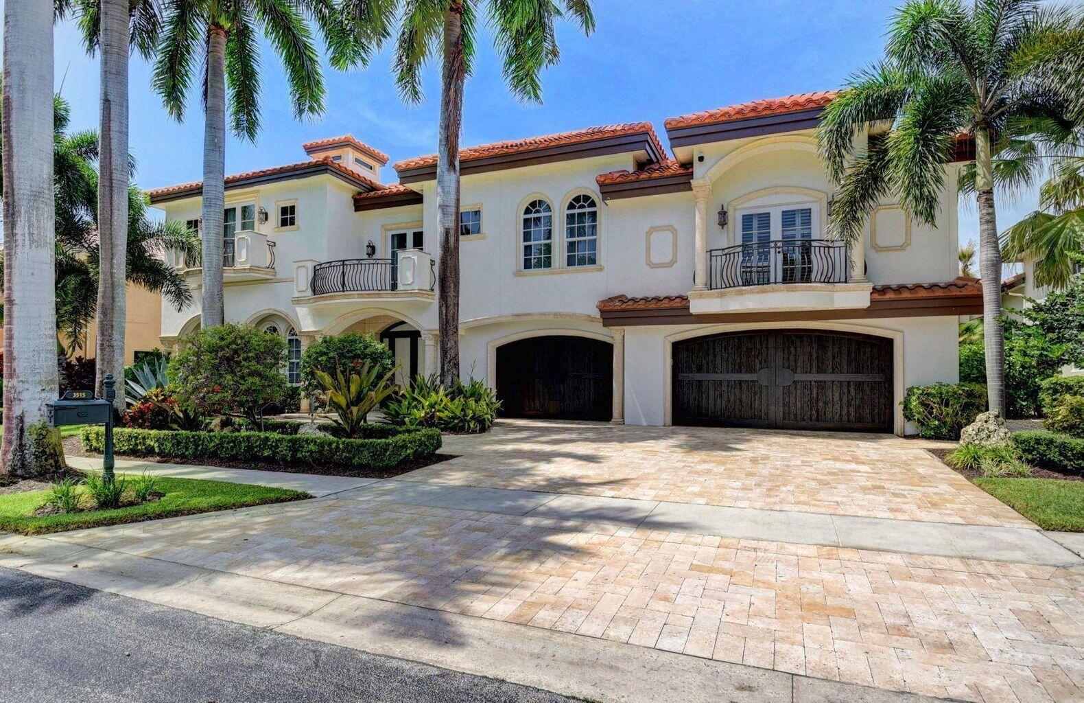 3515 Windsor Place  Boca Raton, FL 33496