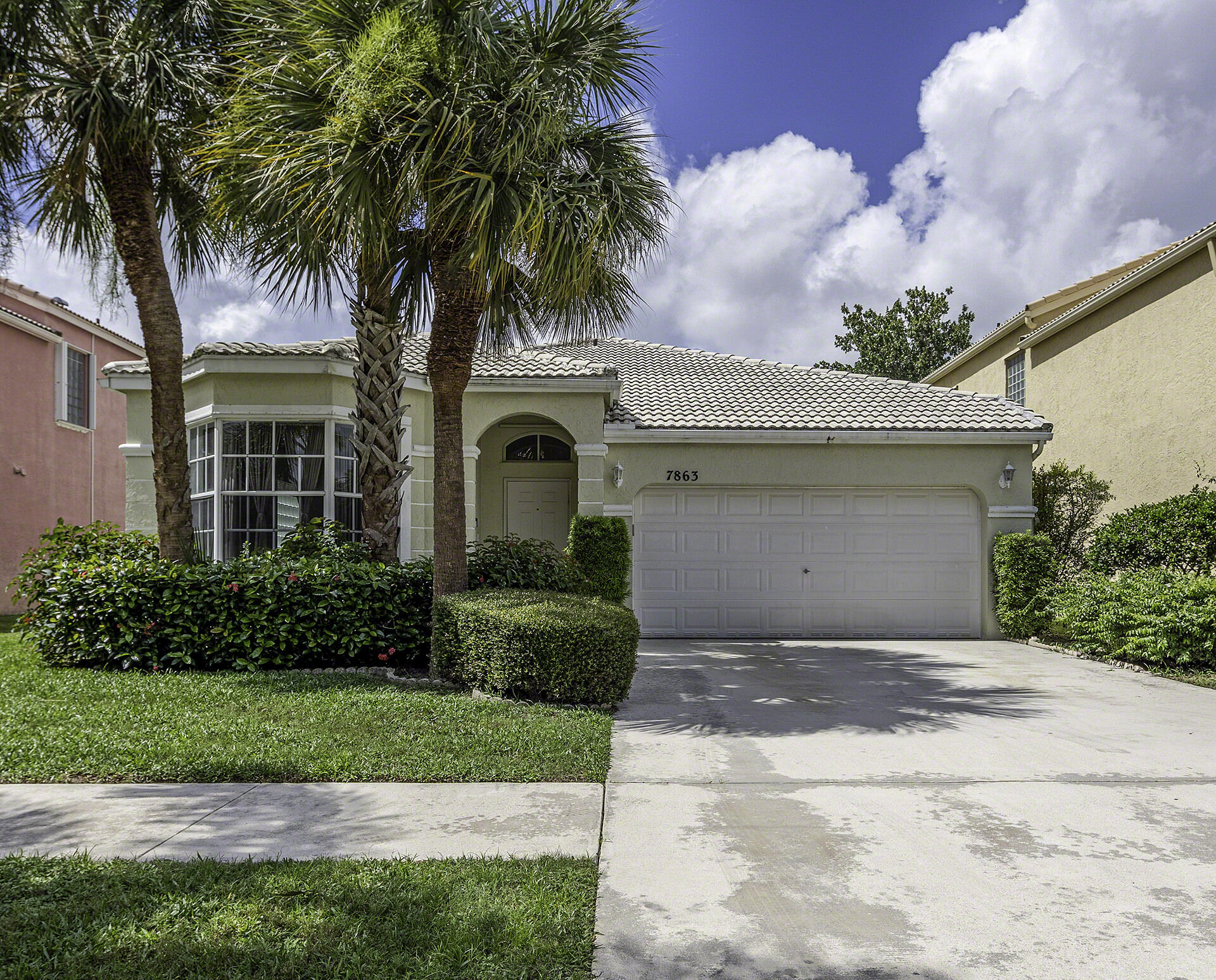 Home for sale in Bridlewood Lake Worth Florida