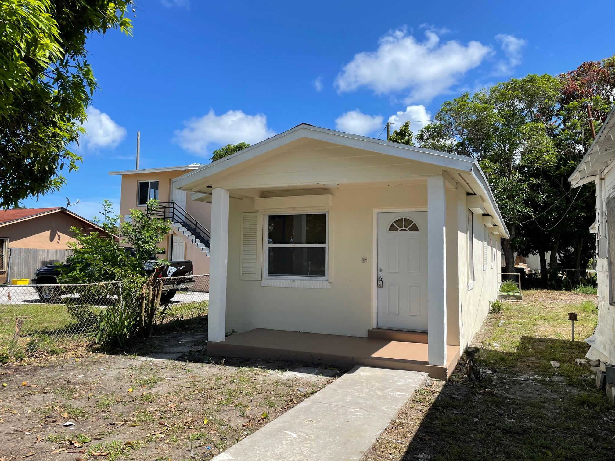 Home for sale in WASHINGTON HEIGHTS West Palm Beach Florida