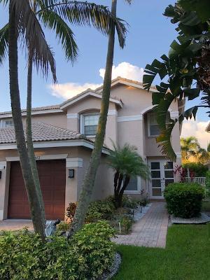 Home for sale in Saturnia Boca Raton Florida