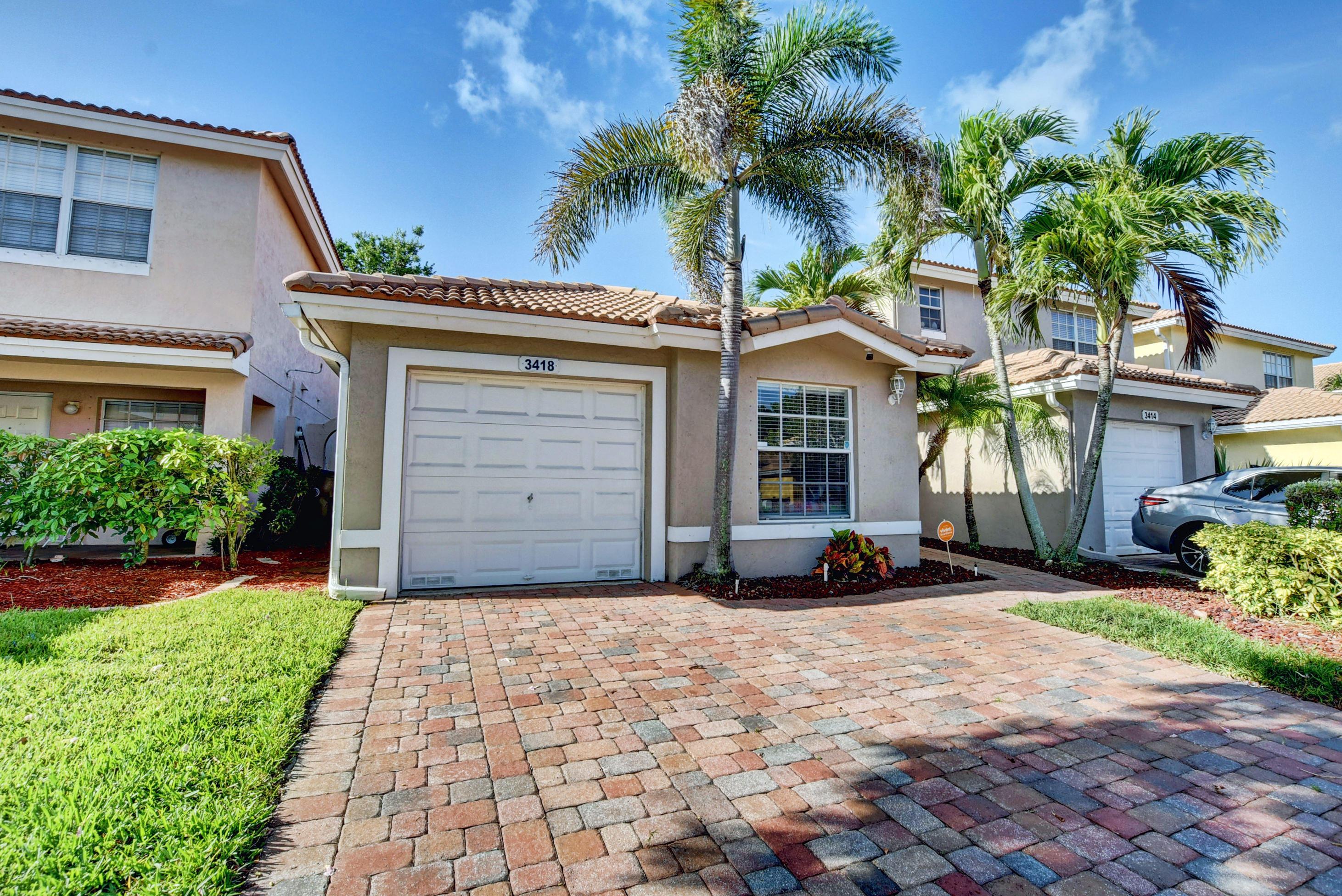 3418 Commodore Court West Palm Beach, FL 33411