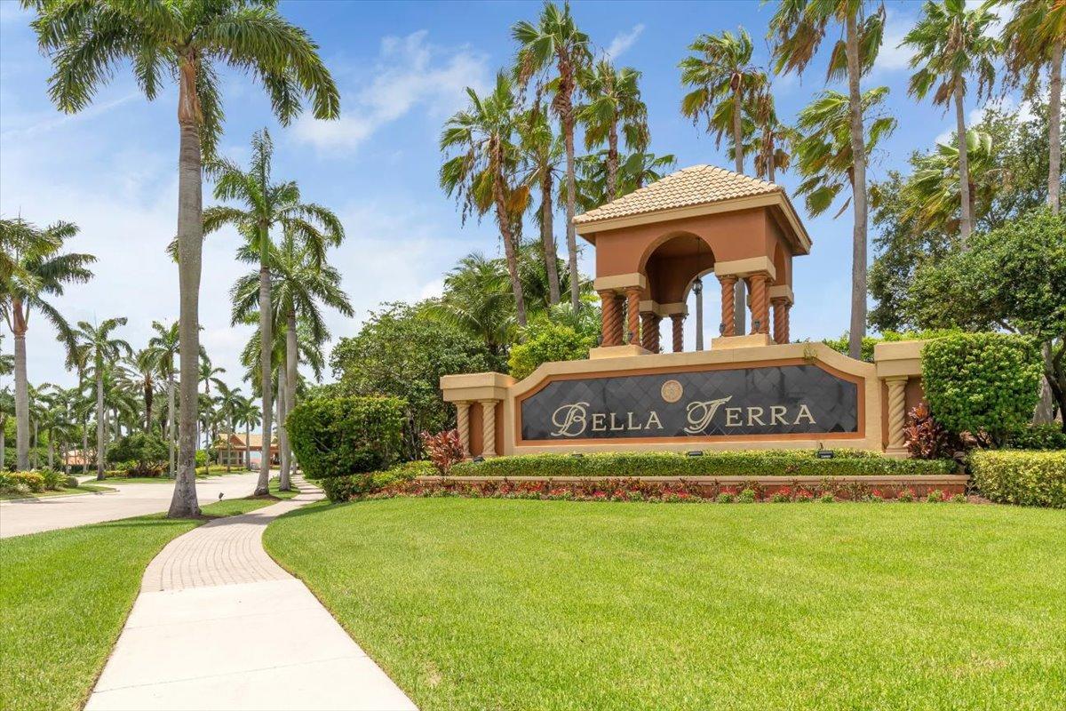 Home for sale in Bella Terra West Palm Beach Florida