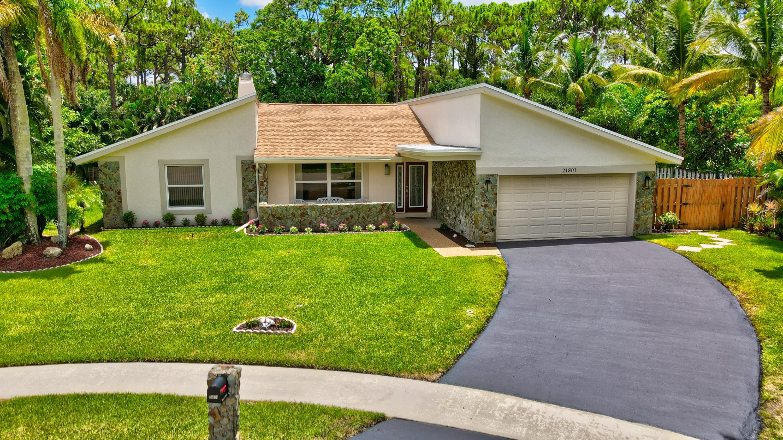 Home for sale in CIMARRON SEC ONE Boca Raton Florida