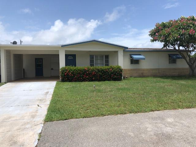 OPEN HOUSE SATURDAY OCT 23rd FROM 12:00 PM TO 3:00 PM  OWN A PIECE OF PARIDISE!  3 BEDROOM, 1 & 1/2 BATH HOME WITH ROOM FOR RV OR BOAT PARKING. ENJOY WALKING OR BIKING TO JENSEN BEACH BOAT RAMP, LANGFORD PARK OR INDIAN RIVERSIDE PARK, CLOSE TO DOWN TOWN JENSEN BEACH SHOPS AND RESTAURANTS. 5 MILES FROM DOWNTOWN STUART.